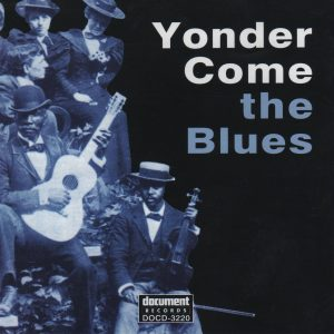 DOCD    Yonder Come The Blues Cover large