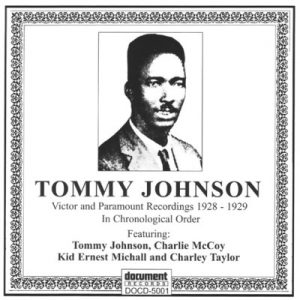 Tommy Johnson Blues