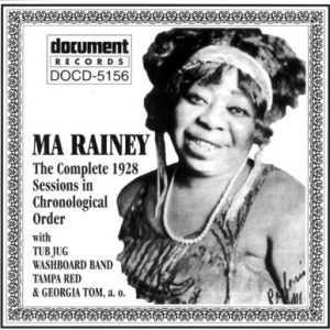 DOCD-5156.Ma Rainey Vol.5:The Complete 1928 Sessions (c. August 1924 – c. December 1928)