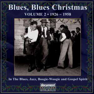 DOCD    Blues Blues Christmas Vol  Front Cover