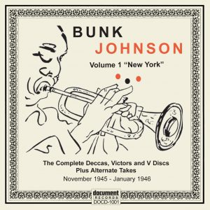 DOCD  Bunk Johnson Web Store image