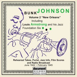 DOCD  Bunk Johnson Cover image Document Store