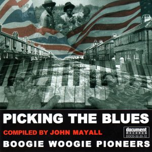 DOCD    Picking The Blues Boogie Woogie Pioneers Cover large