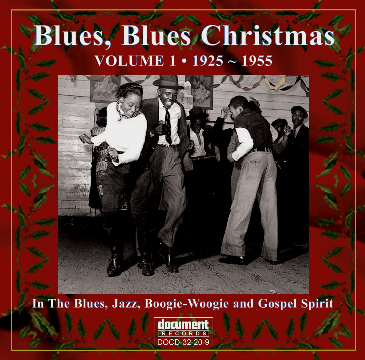 Blues, Blues Christmas (1925-1955) - The Document Records Store