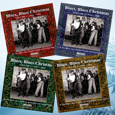 Blues, Blues Christmas Bundle