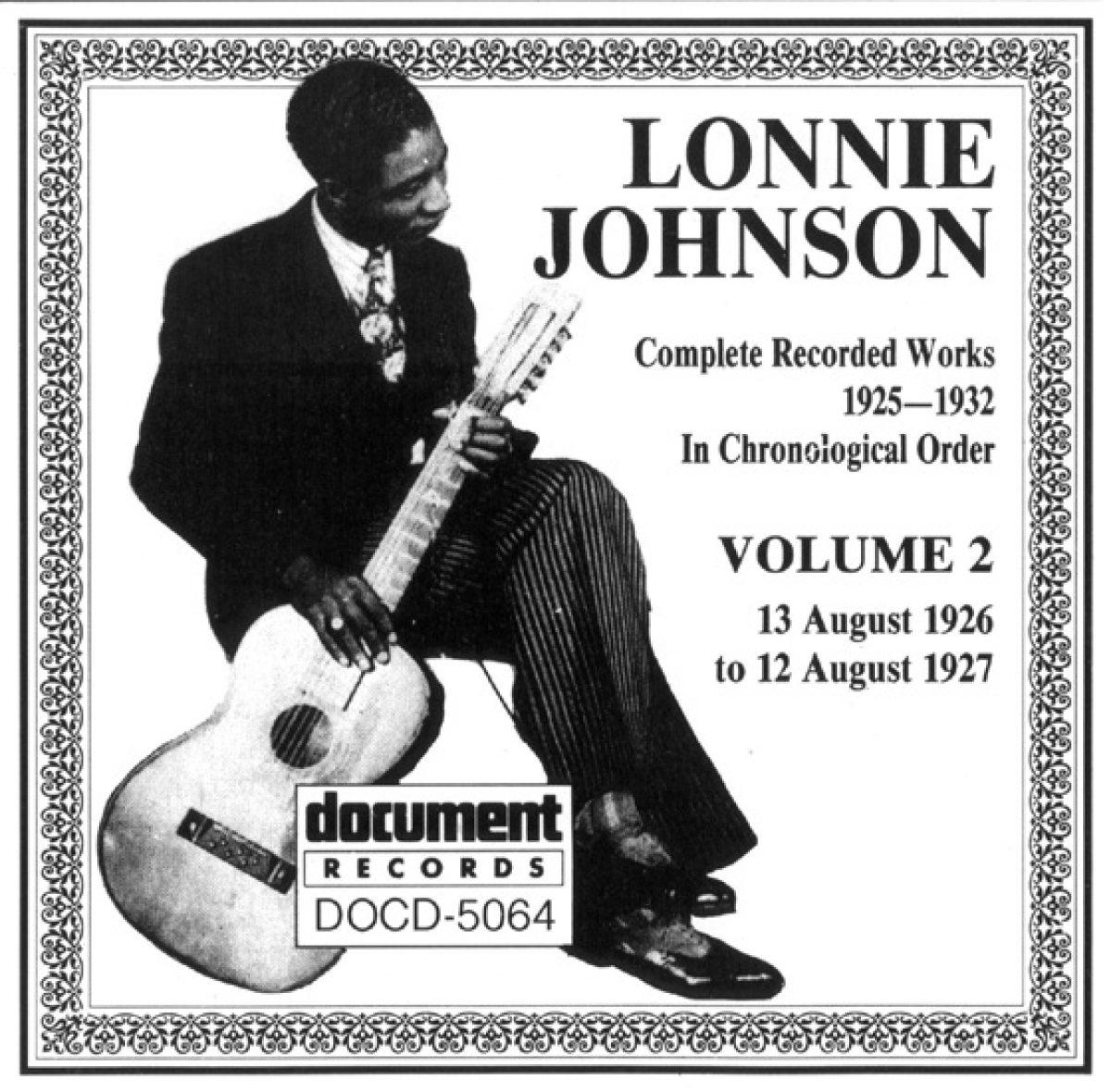 Lonnie Johnson Vol. 2 (1926-1927)
